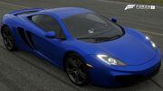 FM7 McLaren 12C Front