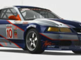 Ford 10 Tiger Racing Mustang