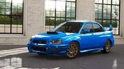 FM5 Subaru ImprezaWRXSTi-2004