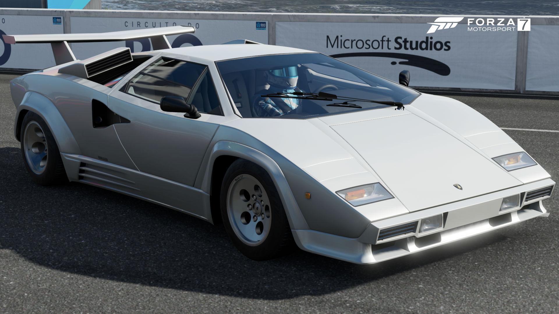 Lamborghini Countach LP5000 QV | Forza Motorsport Wiki | FANDOM ...