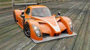 The 2015 Radical RXC Turbo in Forza Horizon 3