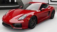 FH4 Porsche Cayman 15 Front