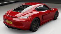 FH4 Porsche Cayman 15 Rear