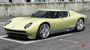 FM4 Lamborghini Miura Concept