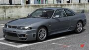 FM4 Nissan SkylineGTR-R33