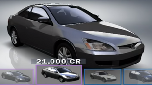 Honda Accord Coupe EX in Forza Motorsport