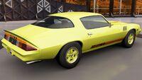 FH3 Chevy Camaro 79 Rear