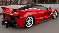 FH3 Ferrari FXX K Rear