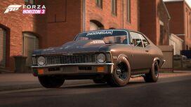FH3 Hoonigan Chevy Nova Promo