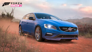 Volvo V60 Polestar in Forza Horizon 3