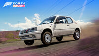 FH4 Peugeot 205 91 Promo