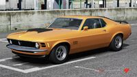 FM4 Ford Mustang 70