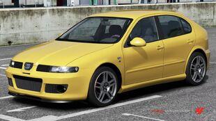 SEAT Leon Cupra R in Forza Motorsport 4
