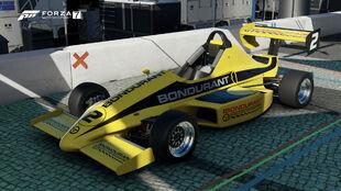 Mazda Formula Mazda in Forza Motorsport 7