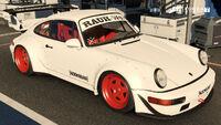FM7 Hoonigan Porsche Front