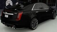 FH3 Caddy CTS-V 16 Rear