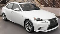 FH3 Lexus IS350 Front