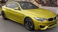 FH3 BMW M4 Front