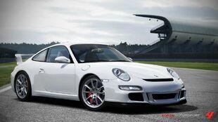 Porsche 911 GT3 in Forza Motorsport 4