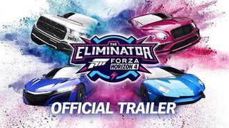 Forza Horizon 4 The Eliminator Announce Trailer