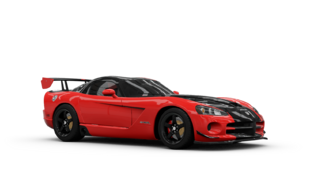Dodge Viper SRT10 ACR in Forza Horizon 4