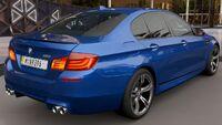 FH3 BMW M5 12 Rear