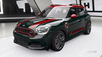 FH4 MINI John Cooper Works Countryman All4 Front