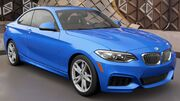 FH3 BMW M235i Front