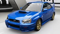 FH4 Subaru WRX STI 04 Front