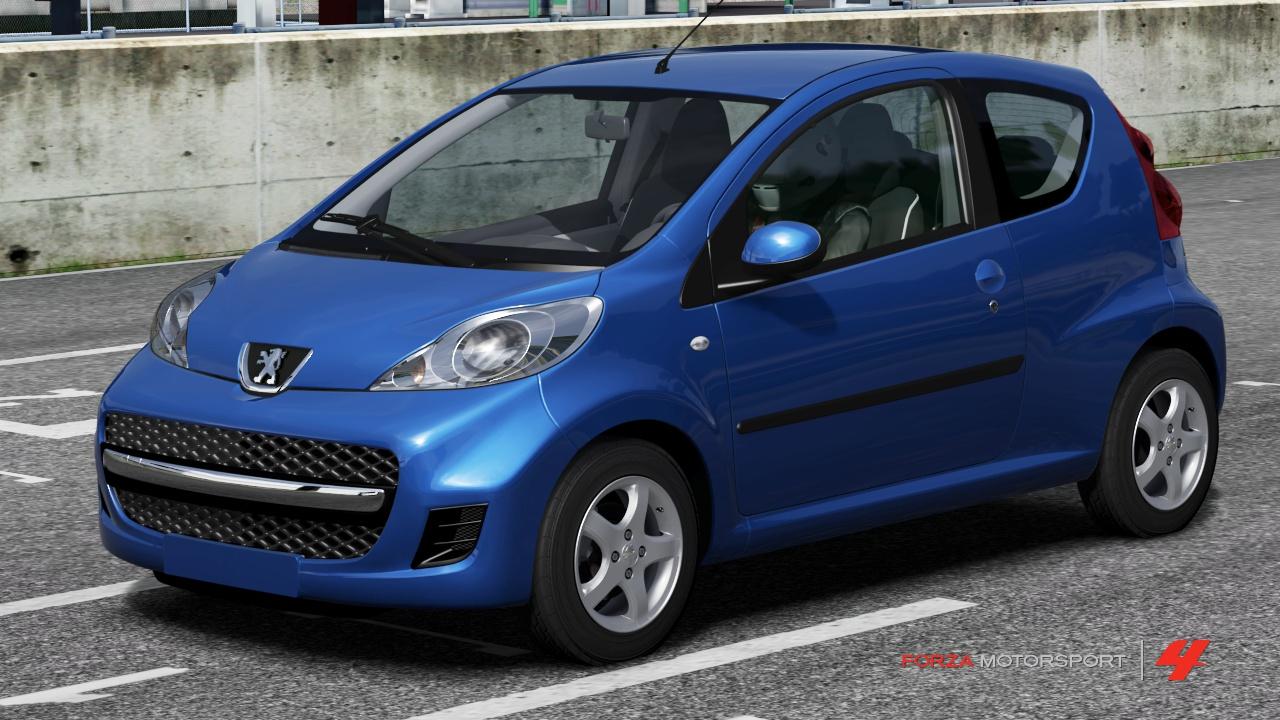 Peugeot 107 | Forza Motorsport Wiki | FANDOM powered by Wikia