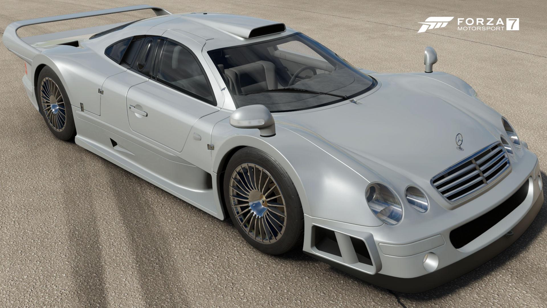 Mercedes Benz Amg Clk Gtr Forza Motorsport Wiki Fandom