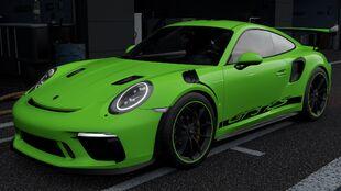 2019 Porsche 911 GT3 RS in Forza Motorsport 7