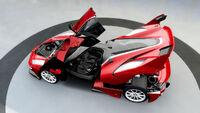 FH3 Ferrari FXX K Vista