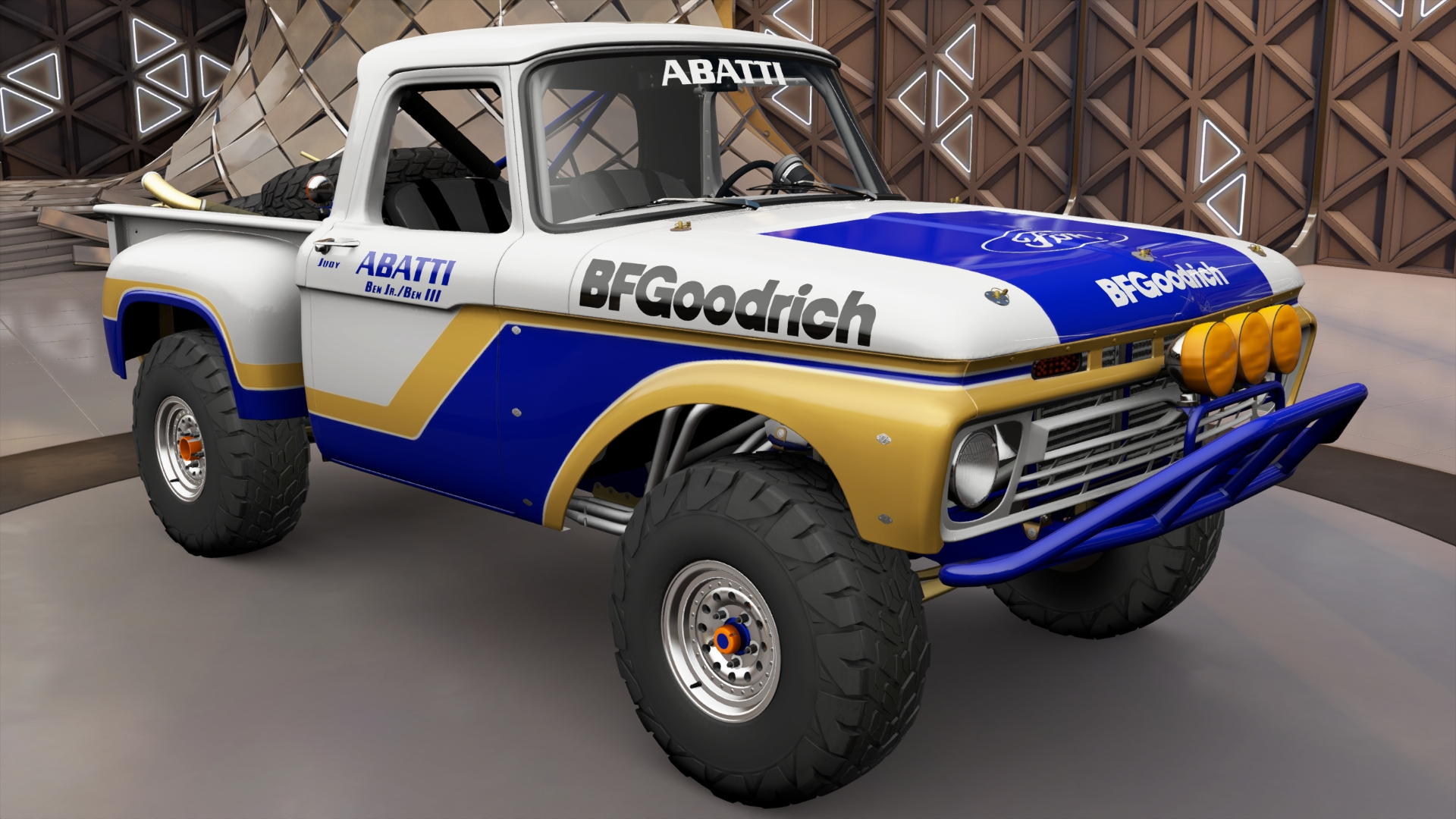 Ford F-100 Flareside Abatti Racing Trophy Truck | Forza Motorsport ...