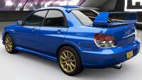 FH4 Subaru WRX 05 Rear