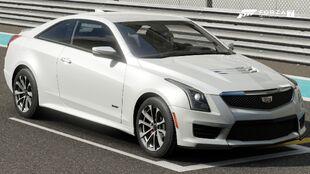 Cadillac ATS-V in Forza Motorsport 7