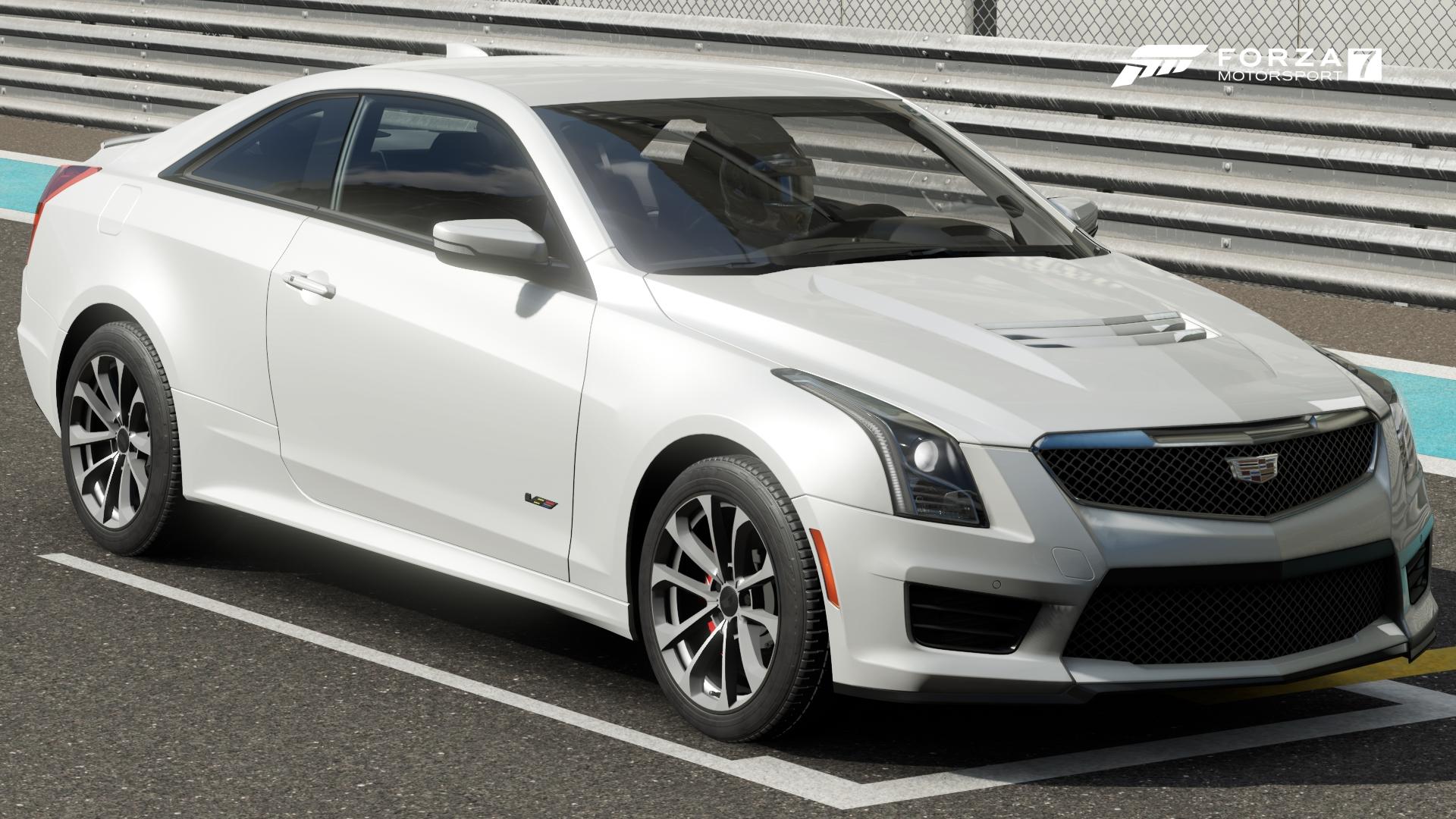 Cadillac ATS-V | Forza Motorsport Wiki | FANDOM powered by Wikia