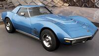 FH3 Chevy Corvette 70 Front