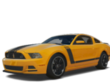Ford Mustang Boss 302 (2013)