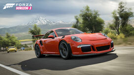 FH3 911 GT3 16 Official