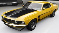 FH4 Ford Mustang 69 Front