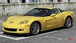 Chevrolet Corvette Z06 in Forza Motorsport 4