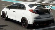 FM7 Honda Civic 16 Rear