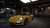FS Porsche Cayman 15 Front
