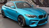 FH3 BMW M2 Front