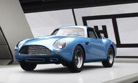 FH4 Aston Martin DB4 GT Zagato front