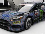 Hoonigan Gymkhana 10 Ford Focus RS RX