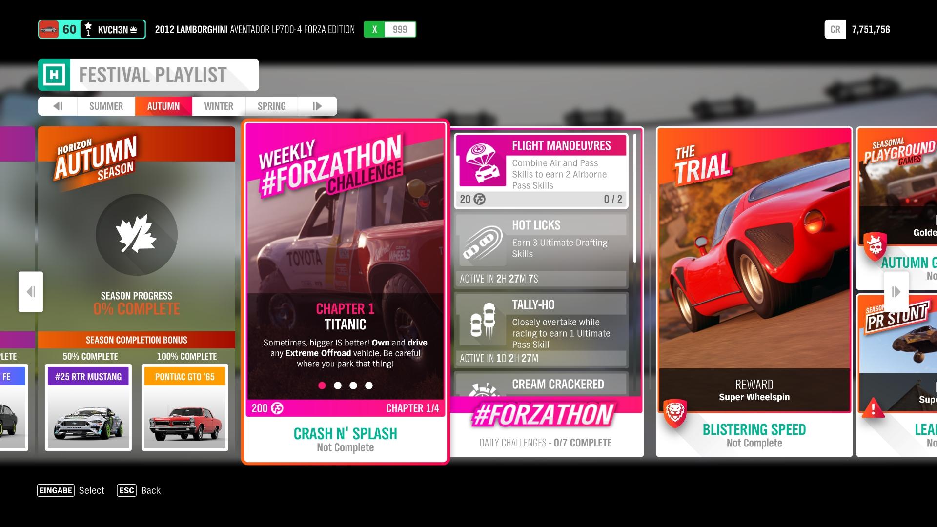 Forza Horizon 4/Update Seven/Autumn Season | Forza Motorsport Wiki