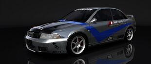 Audi AWE Tuning SilverBullet S4 in Forza Motorsport 2