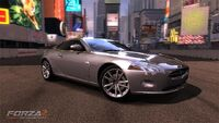 FM2 Jaguar XK Coupe Front